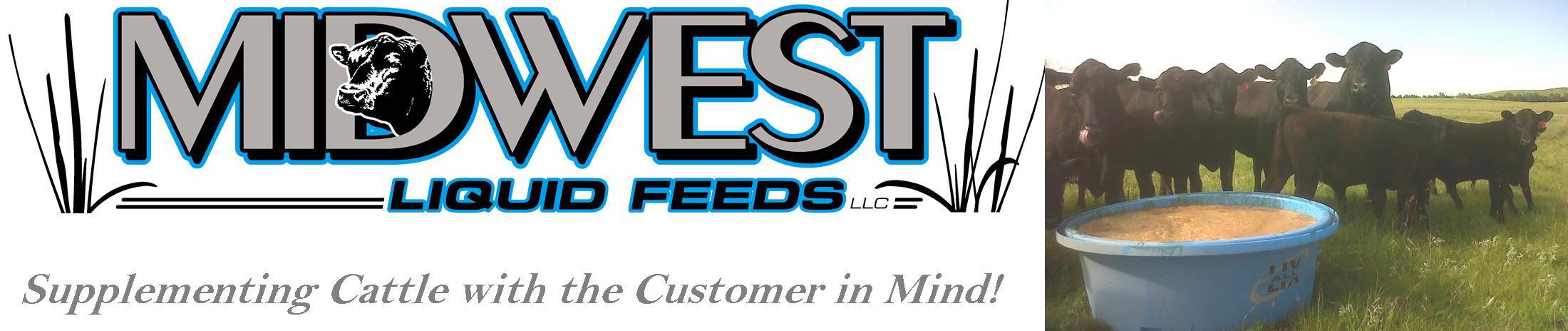 Liquid Cattle Feed Supplement, Midwest Liquid Feeds, LLC